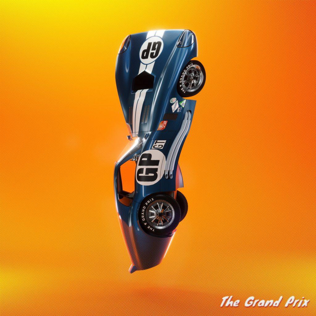 The Grand Prix cover